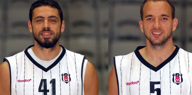 Cevher ve Muratcan resmen Beşiktaş'ta