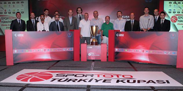 Kupada Fenerbahçe - Galatasaray eşleşmesi
