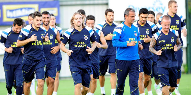 Fenerbahçe, Vaslui'ye konsantre