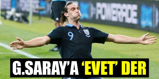 Galatasaray'a evet der