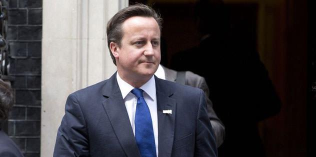 David Cameron kutladı!