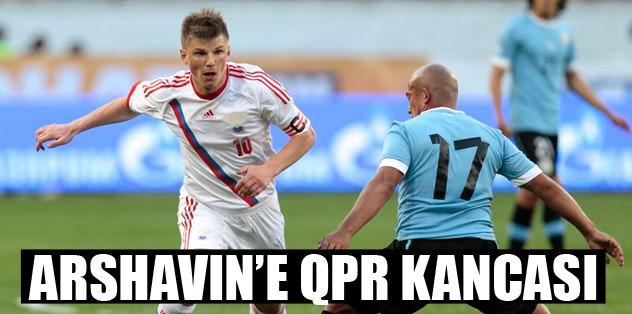 Arshavin'e QPR kancası