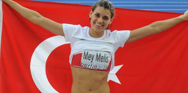 Karin Melis Mey finale yükseldi