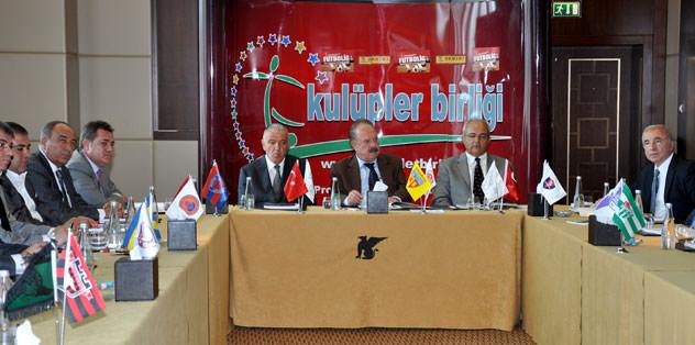 Kulüpler Birliği 16 Ağustos'ta toplanacak