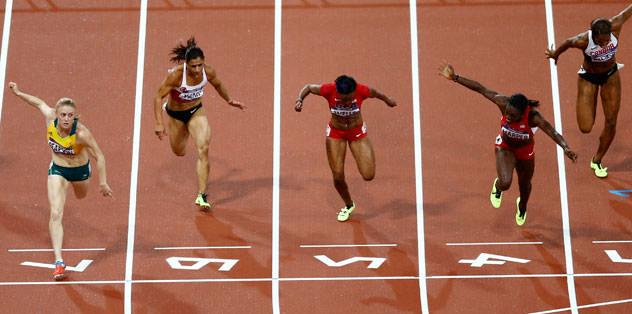 12 günde 29 dünya, 69 olimpiyat rekoru