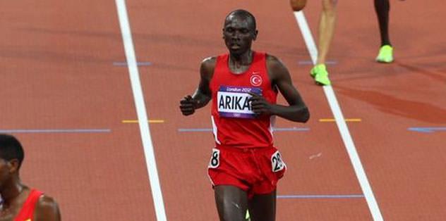 Milli atlet Arıkan finale kalamadı