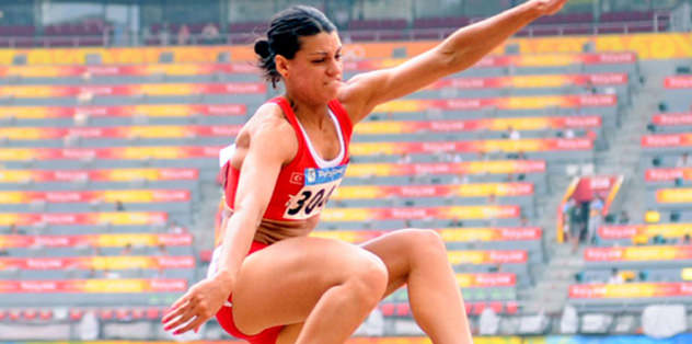 Karin Melis Mey finalde yarışamadı