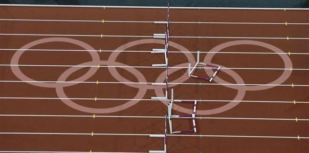 Olimpiyatlar'dan ilginç rakamlar