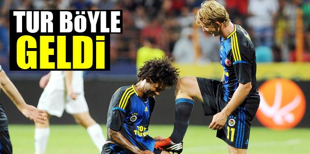 Vaslui - Fenerbahçe