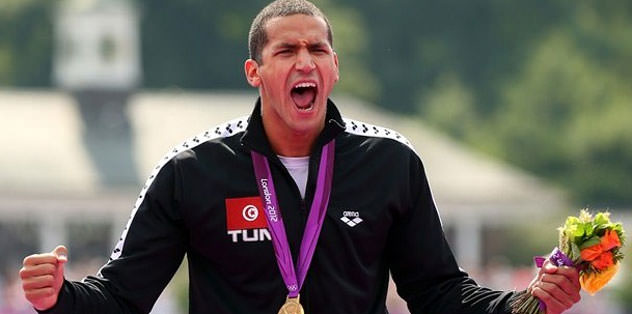 Tunuslu Mellouli olimpiyat tarihine geçti