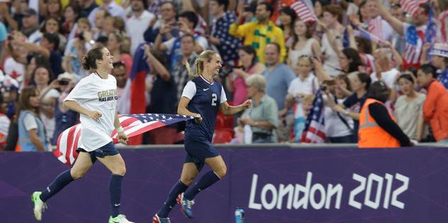 Kadınlar futbolunda zafer ABD'nin