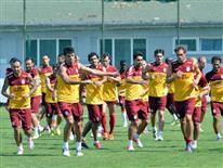 Galatasaray, Erzurum'a gitti