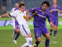 Fiorentina tamam Vargas nazlan�yor
