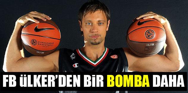 Fenerbahçe Ülker'den bir bomba daha