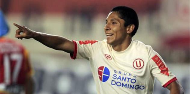 Peru'nun Neymar'ı geliyor