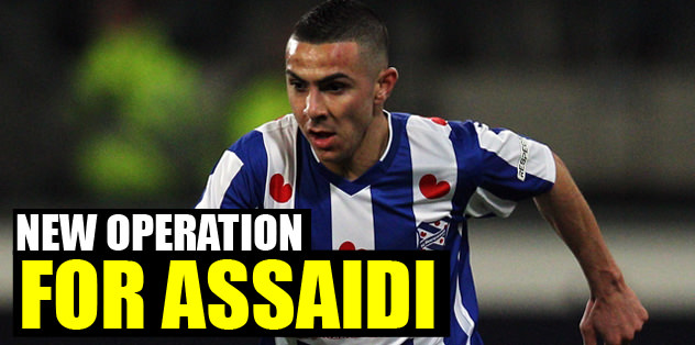 New operation for Assaidi