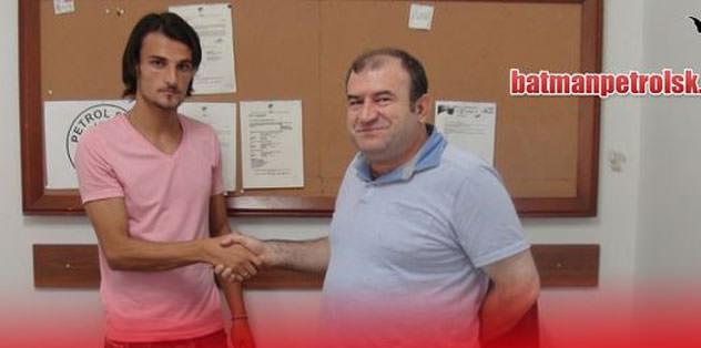 Batman Petrolspor Mustafa Çakır ile anlaştı