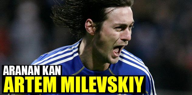 Aranan kan Artem Milevskiy