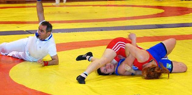 Selenay Dokgöz bronz madalya kazandı