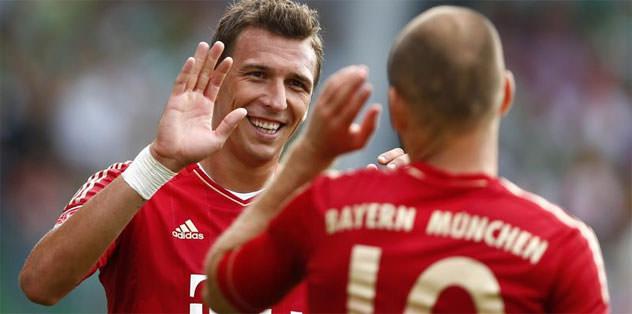Bayern Münih liderlik koltuğuna oturdu
