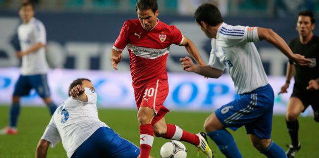 Dinamo Moskova, Avrupa'ya veda etti