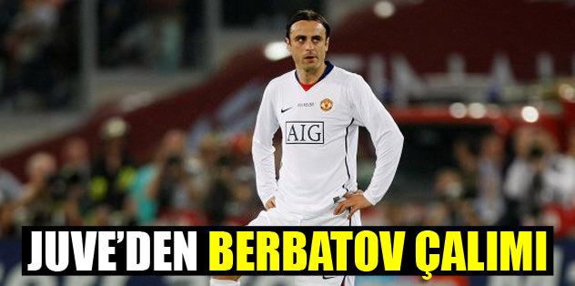 Juve'den Berbatov çalımı