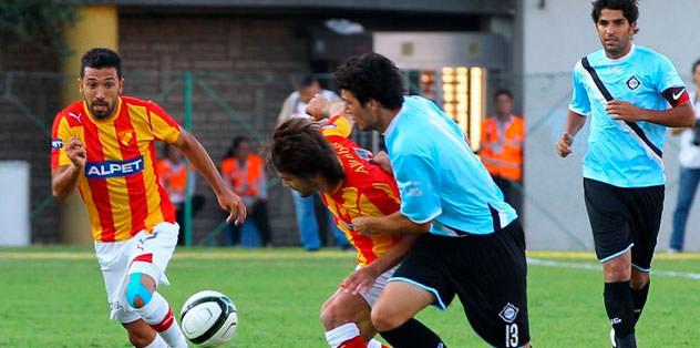 Ali Kuçik'e 1 maç ceza