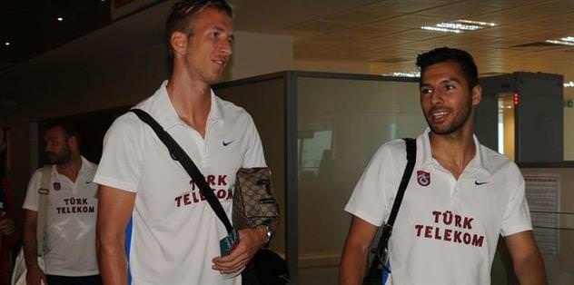 Trabzonspor, Gaziantep'e gitti