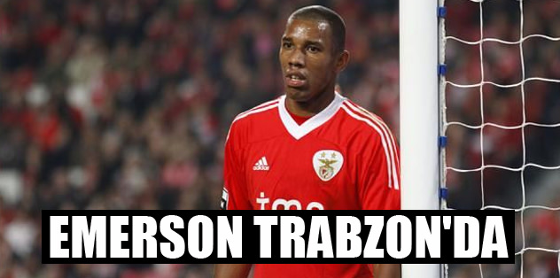 Emerson Trabzon'da