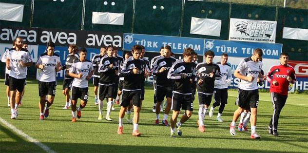 Beşiktaş'ta üç gün izin