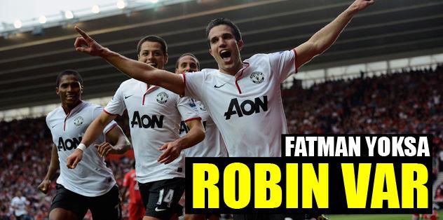 Fatman yoksa Robin var