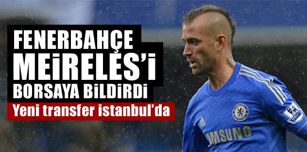 Fenerbahçe Chelsea'li oyuncuyu borsaya bildirdi