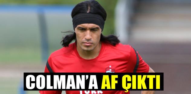 Gustavo Colman'a af çıktı