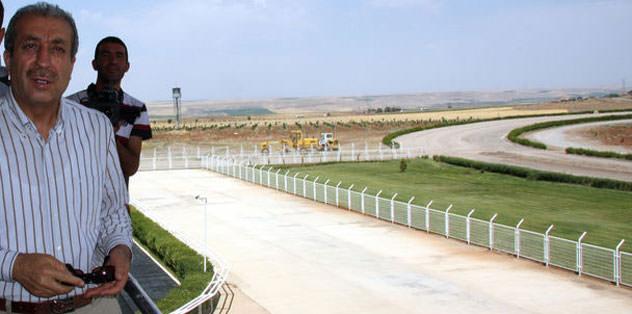 Diyarbakır'da at yarışı heyecanı başlıyor