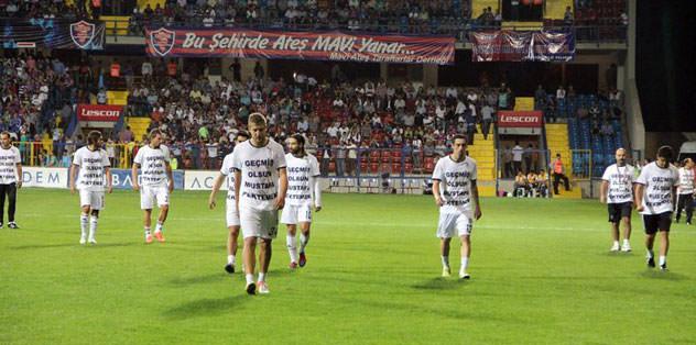 Bolu ile hazırlık maçı 8 Eylül'de