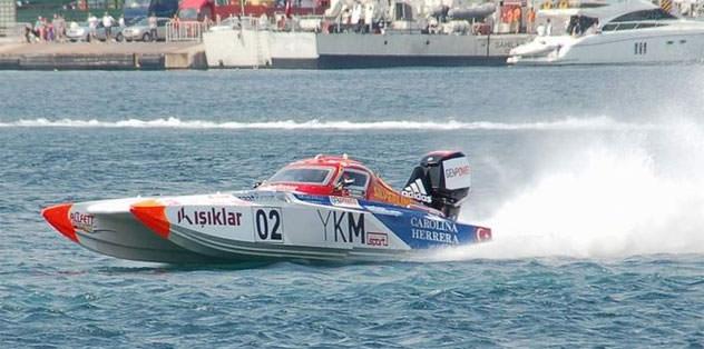 Dünya Offshore 225 Şampiyonası Mersin'e geliyor