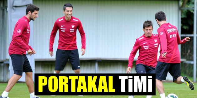 Portakal Timi