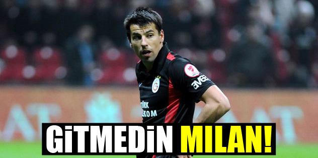 Gitmedin Milan