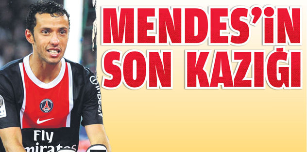 Mendes'in son kazığı