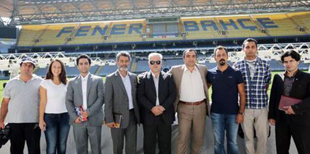 İran'dan ziyaret