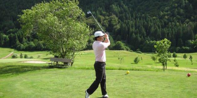 Golf, Bologna'da bir başka güzel...