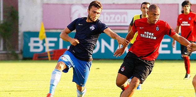 Trabzon ilk yarıda