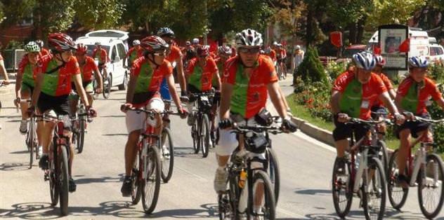 ''Kuruluştan Kurtuluşa Bisiklet Turu'' başladı