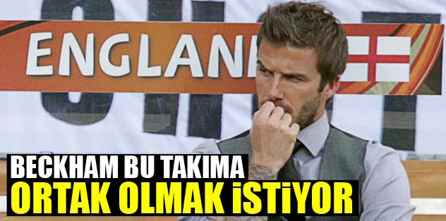 Beckham, Malaga'ya ortak olmak istiyor