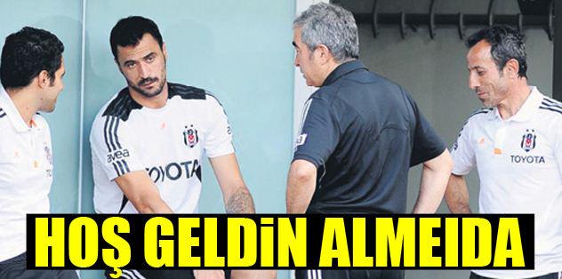 Hoş geldin Almeida