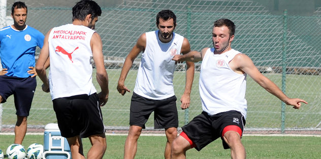 Antalyaspor'da hedef G.Saray