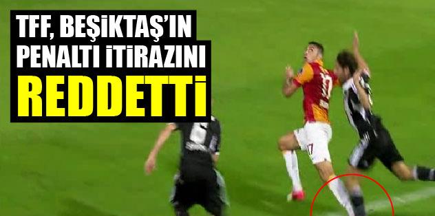 TFF, Beşiktaş'ın itirazını reddetti