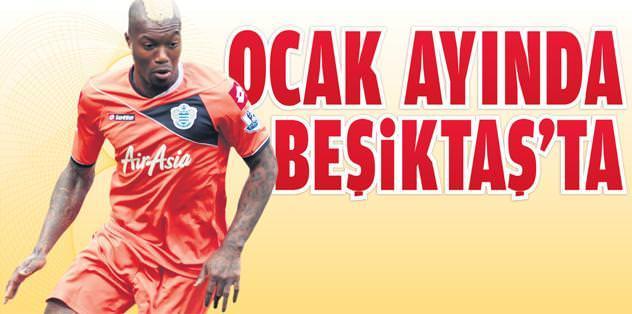 Ocak ayında Beşiktaş'ta