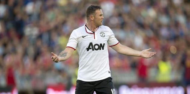 ManU'da Rooney ümidi