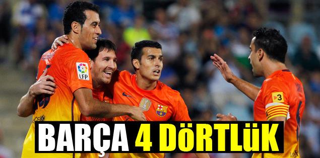 Barça 4 dörtlük